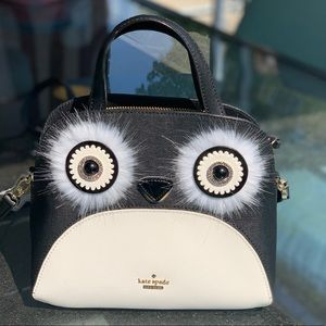 Kate Spade novelty penguin purse! Holiday 2018